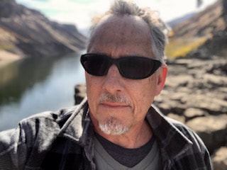 John D. LeMay, editor/filmmaker/videographer/director and owner of feat1stfilms
